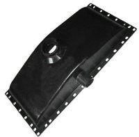 Бак радиатора ЮМЗ верхний (пластм.) 36-1301050П