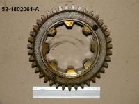 Шестерня роздатки МТЗ 52-1802061-А