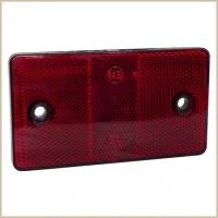 Катафот дорожный (красный, в сборе) КД1-5А