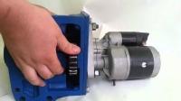 Приспособление переоборудования ПД-10 ЮМЗ на редукторный
