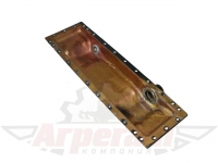 Бак радиатора МТЗ нижний (латунь) 70У-1301075