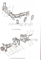 Полный перечень сборочных единиц двигателя МТЗ